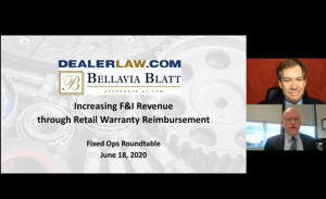 Retail Warranty Reimbursement